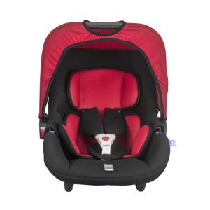 bebe-conforto-preto-capota-vermelha