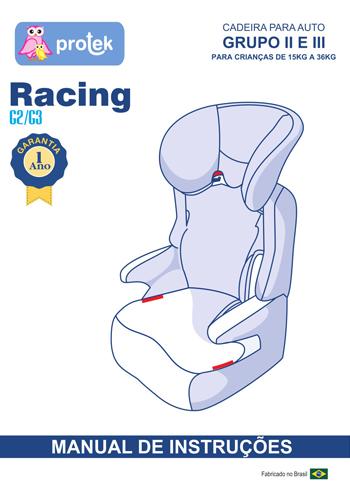 manual-cadeira-racing